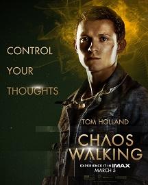 Character sheet #5 for Chaos Walking