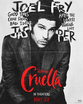 Character sheet #5 for Cruella