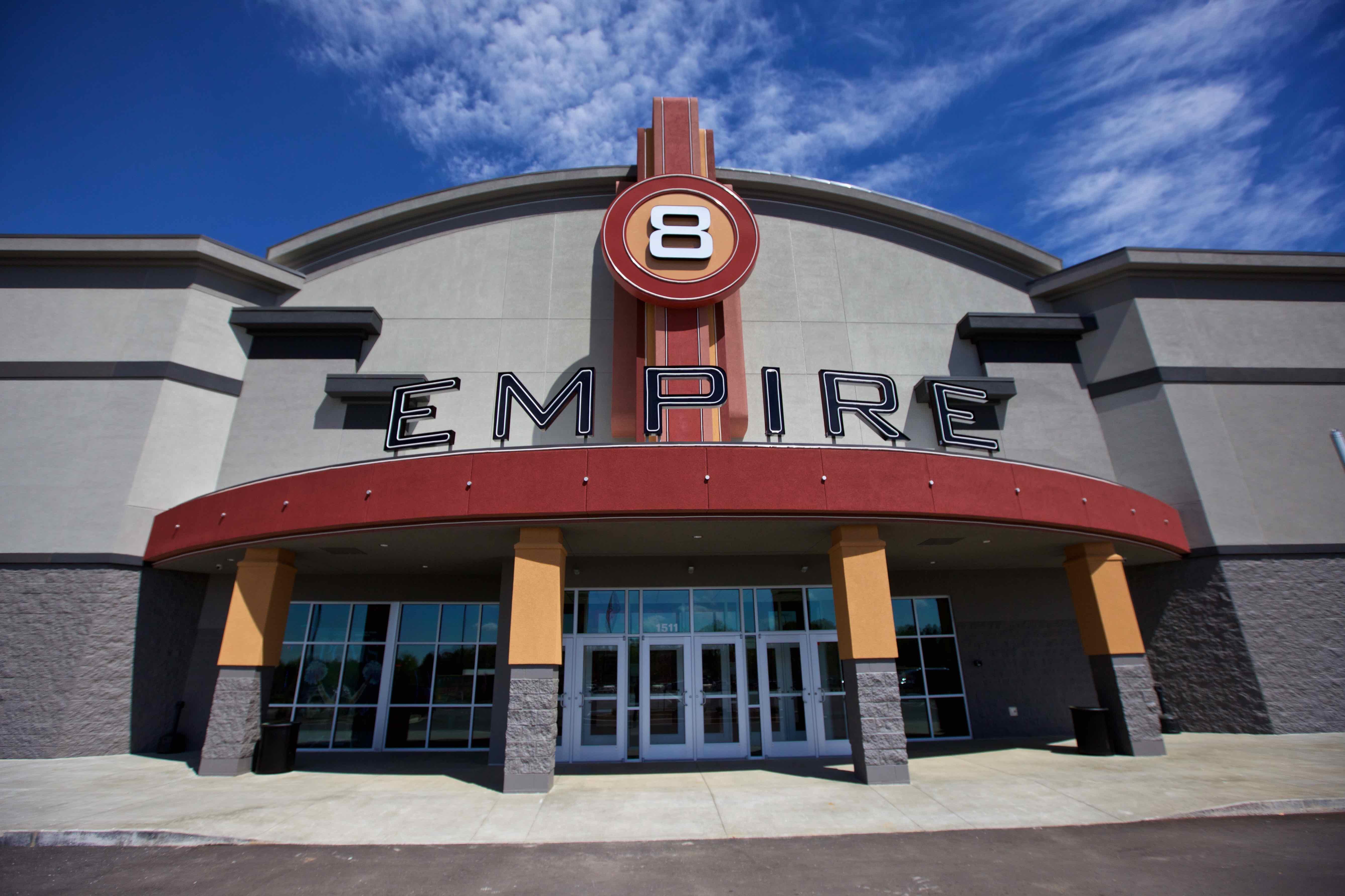 Phoenix Theatres Entertainment Empire 8