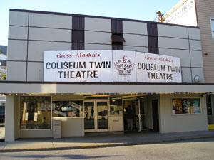 Juneau alaska movie theater