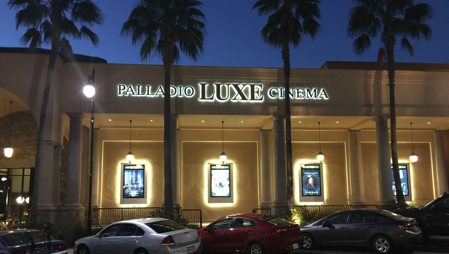 Palladio LUXE Cinema Photo