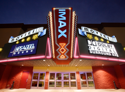 Reading Movies 11 & IMAX Photo