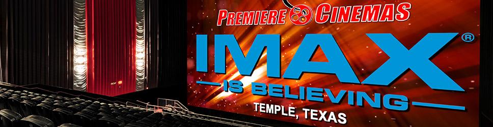 Temple PREMIERE 15 IMAX Photo