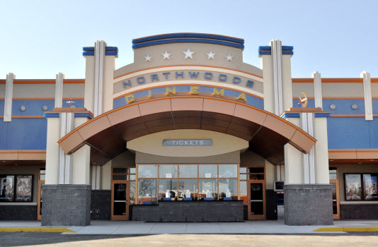 Northwoods Stadium Cinema