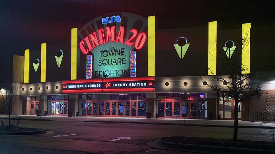 Photo of Brighton Towne Square Digital Cinema 20