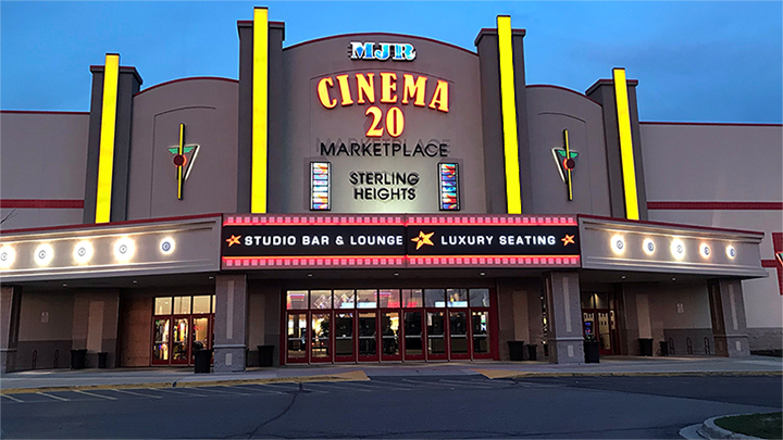 Photo of Marketplace Digital Cinema 20