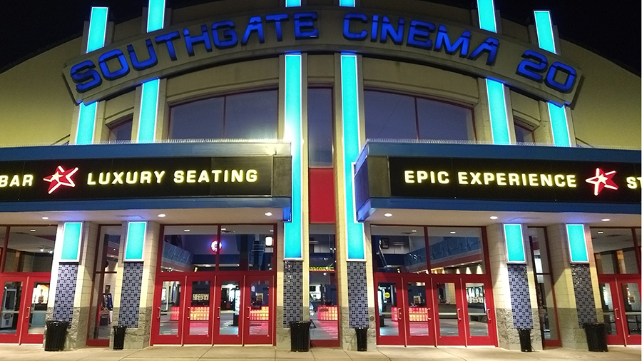 Photo of Southgate Digital Cinema 20