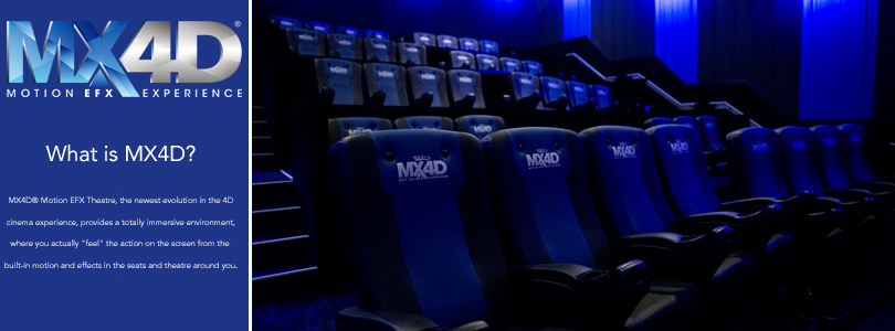 Photo 2 of Overland Park 16 with Grand Screen®, ScreenX, MX4D®, screenPLAY! and Lyric!