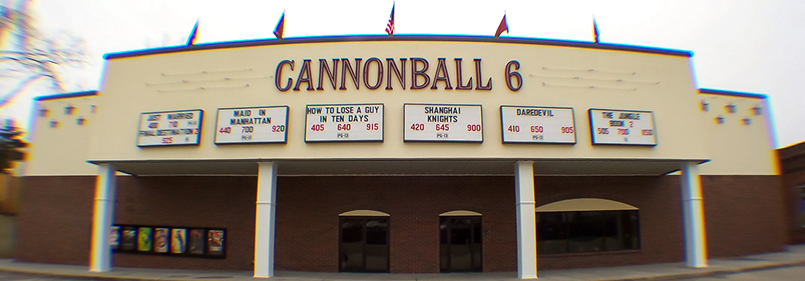 Photo 2 of Lexington Cannonball 6 Cinema
