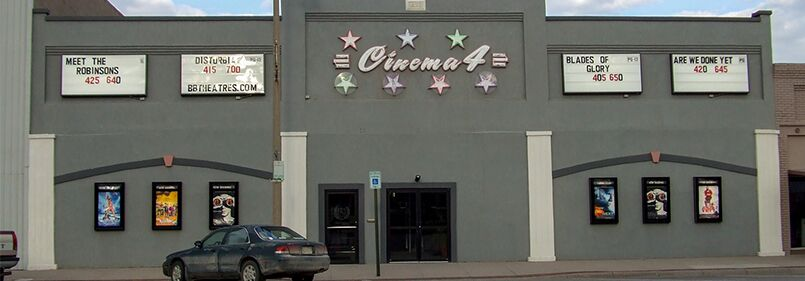 Photo 1 of McPherson Cinema IV