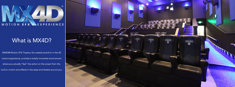 Photo 2 of Topeka Wheatfield 9 Grand Screen® and MX4D®!
