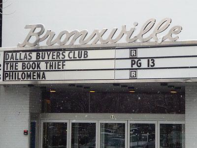 Hero Image for Bronxville Cinemas