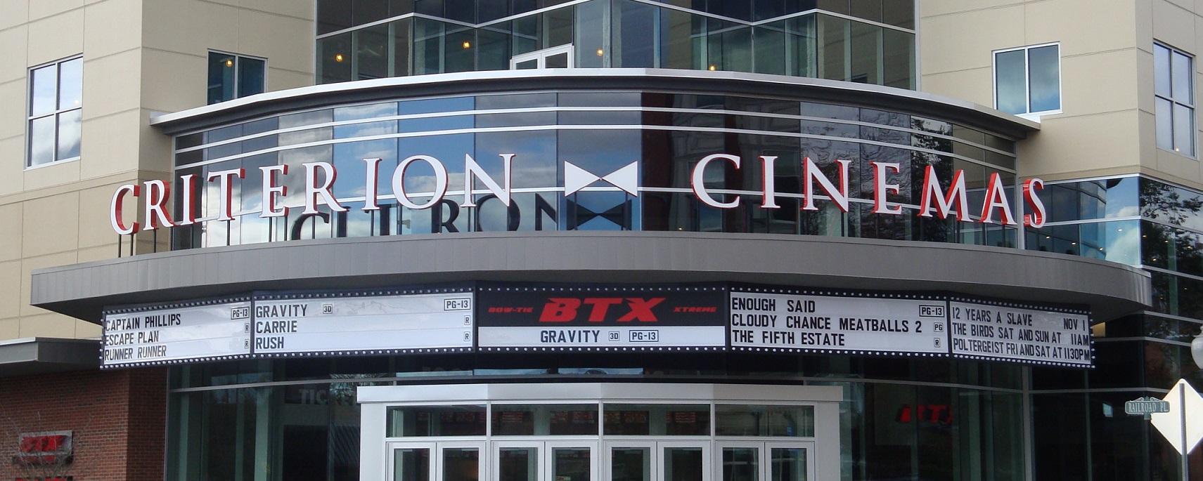 Criterion Cinemas 11 & BTX | Bow Tie Cinemas