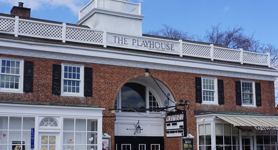 Hero Image for New Canaan Playhouse