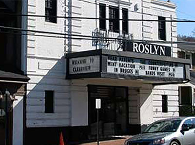 Photo of Roslyn Theater