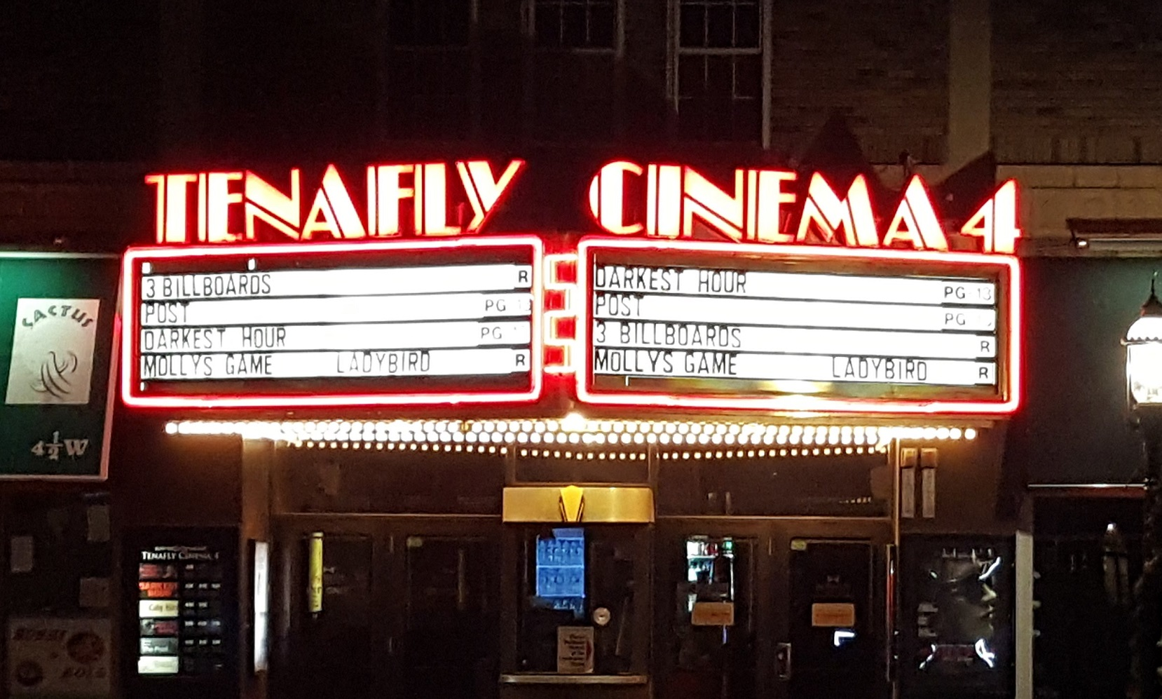 Hero Image for Tenafly Cinemas