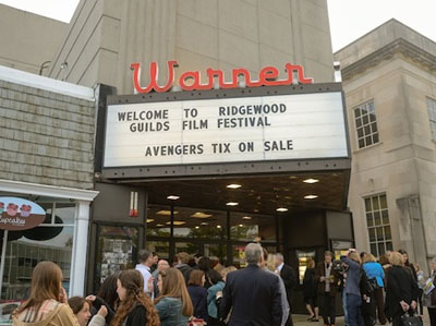 Photo of Warner Theater