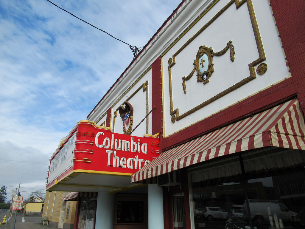 Image of Columbia Theatre - Saint Helens