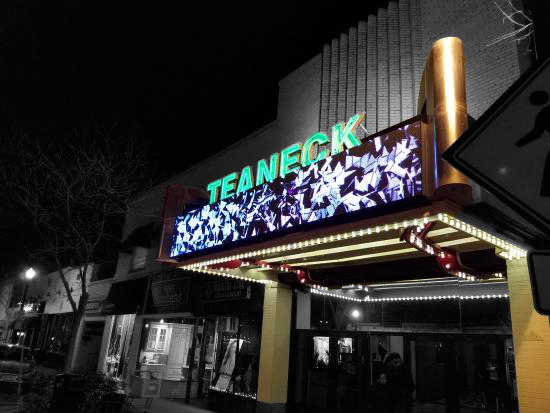 Teaneck Cinemas Theatre Photo