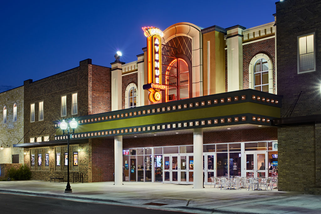 Photo of Grand Avenue Theater