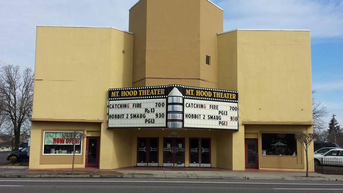 Image of Mount Hood Theatre