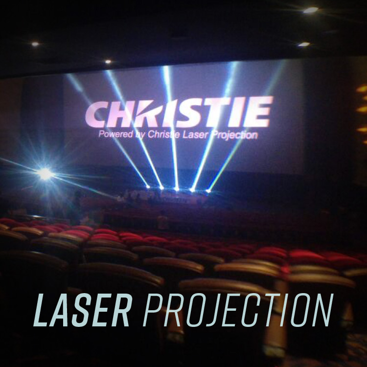 Mobile hero image for Laser Projection
