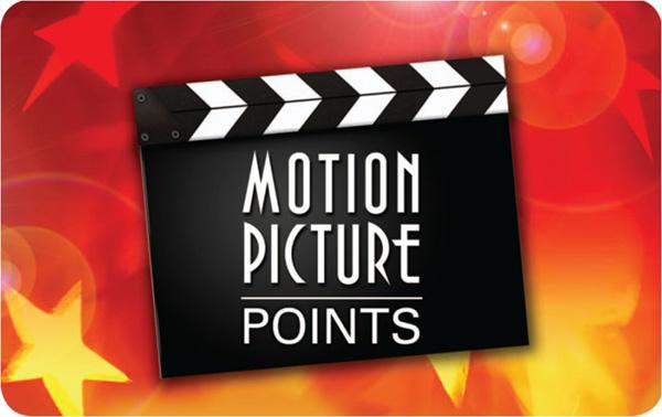 PBC Motion Picture Points