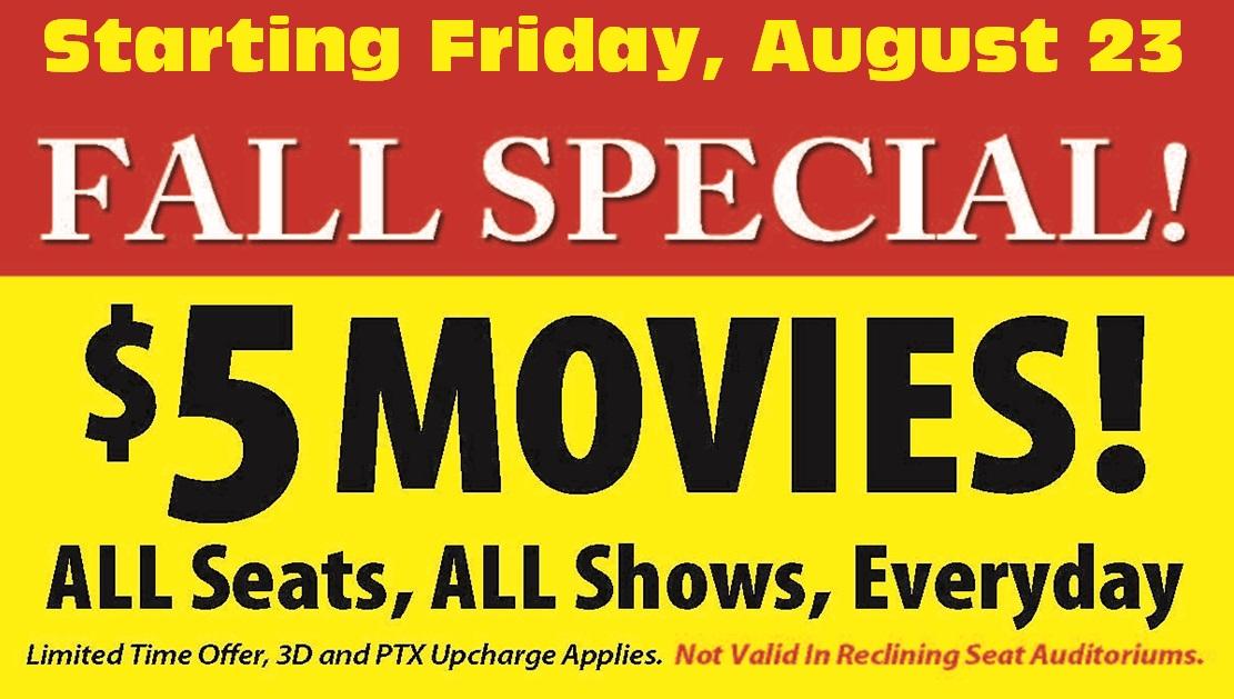 Phoenix Theatres Entertainment | Chartiers Valley Stadium 18