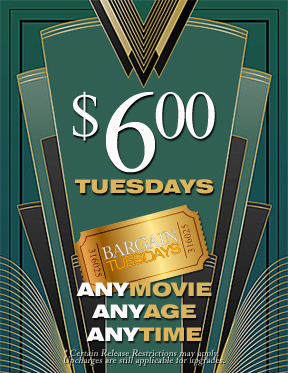$6.00 Tuesdays