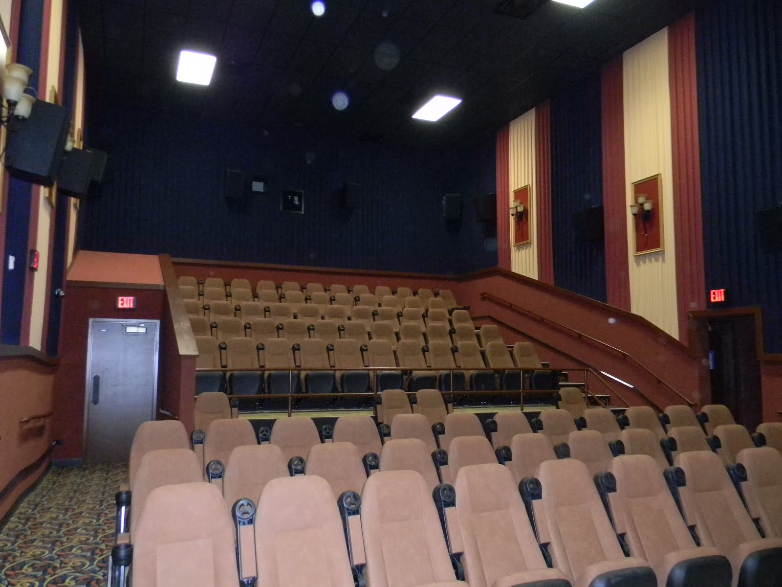 Woodstock Theatre Auditorium