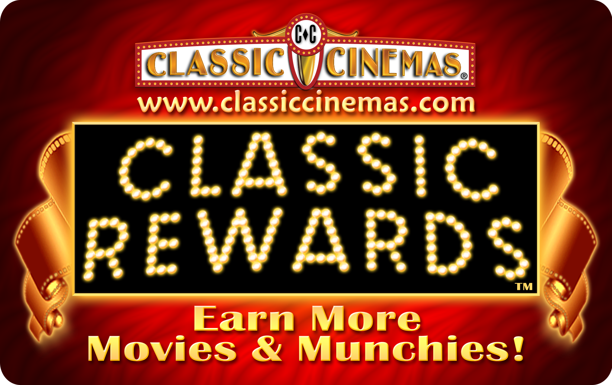 Classic Rewards Card Image