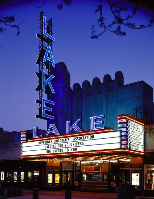 Lake Theatre Exterior