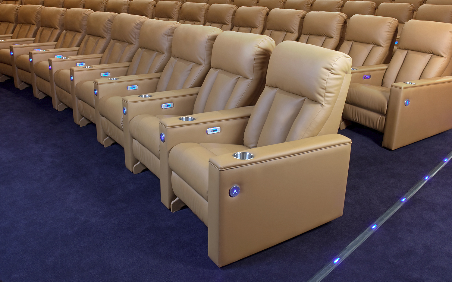 Luxury Recliner Seats