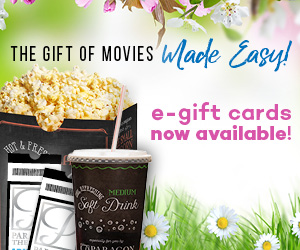 Paragon Theaters | Gift Cards