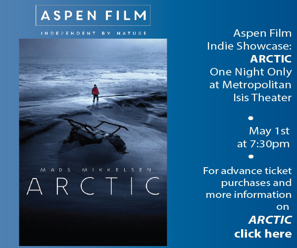 Indie Showcase - Arctic movie