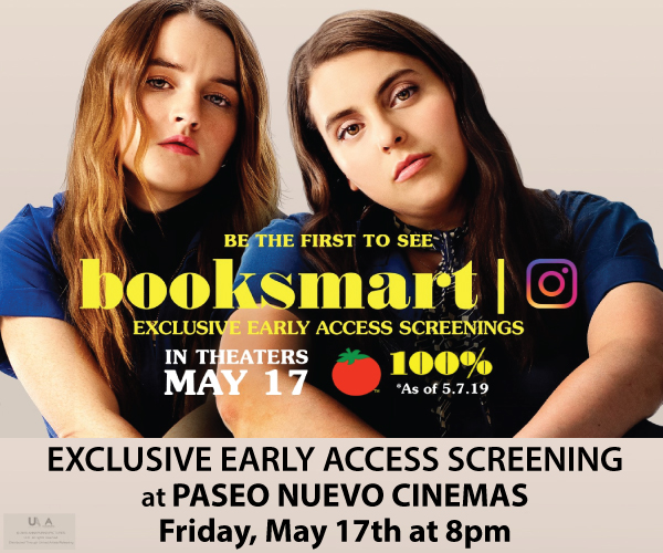 Booksmart - Early Access Screening
