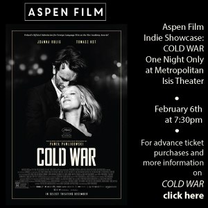 Cold War indie showcase