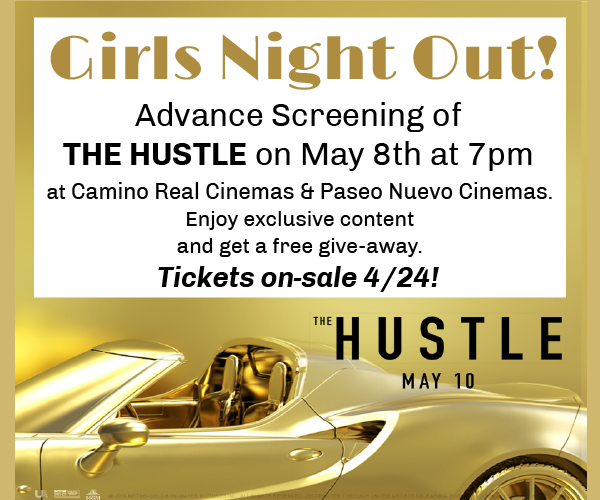 Girls Night Out - The Hustle advance screening