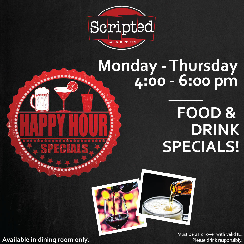 Happy Hour at Scripted