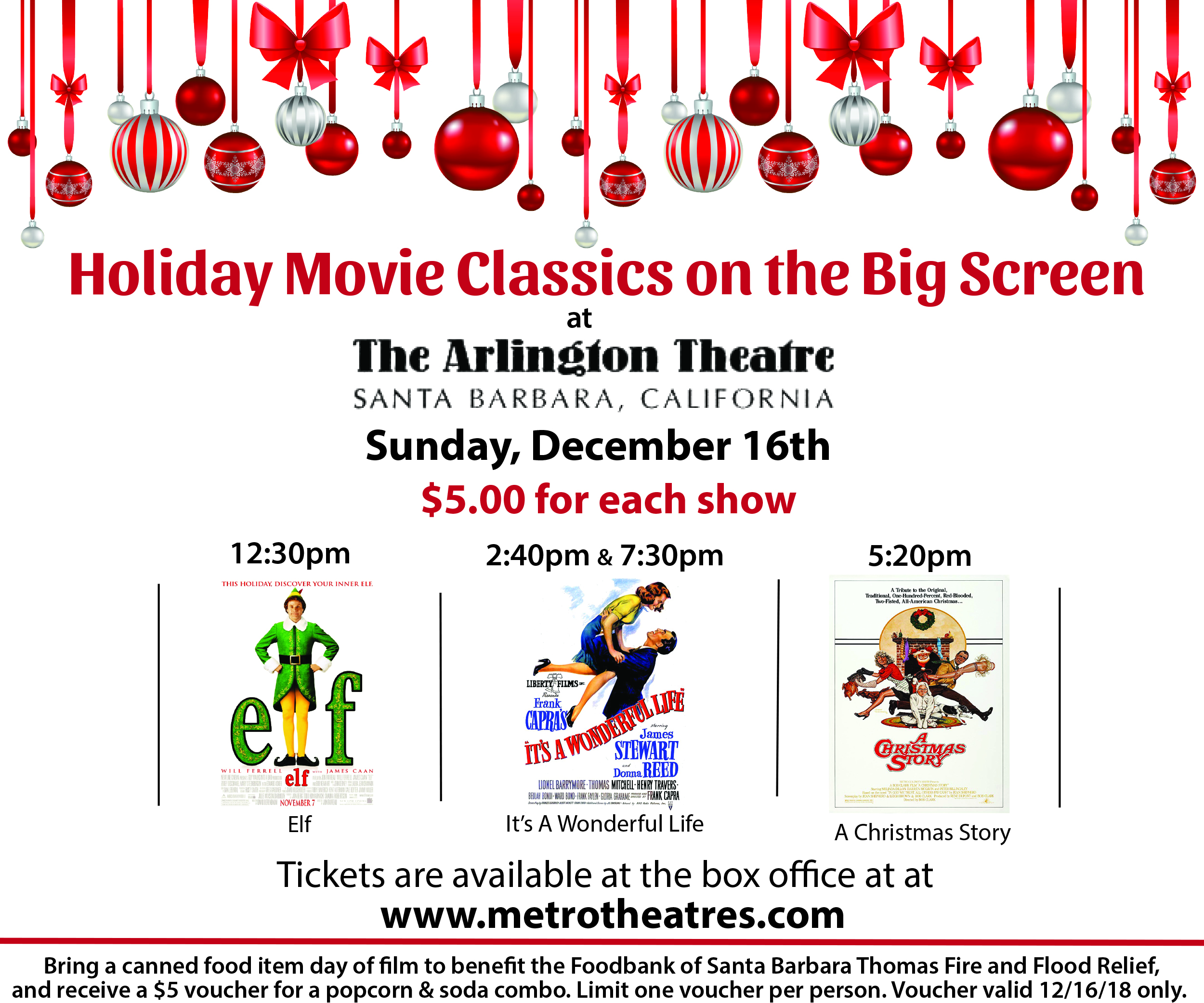 Holiday Classics at the Arlington