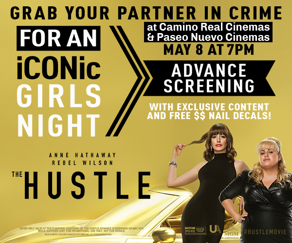 Girls Night Out - The Hustle - Advance Screening