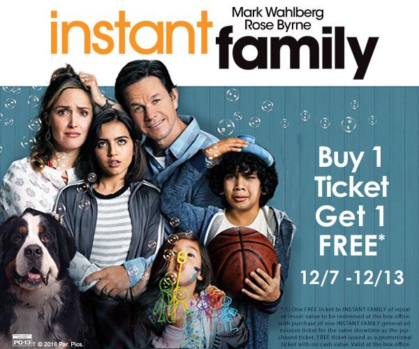 Instant Family BOGO