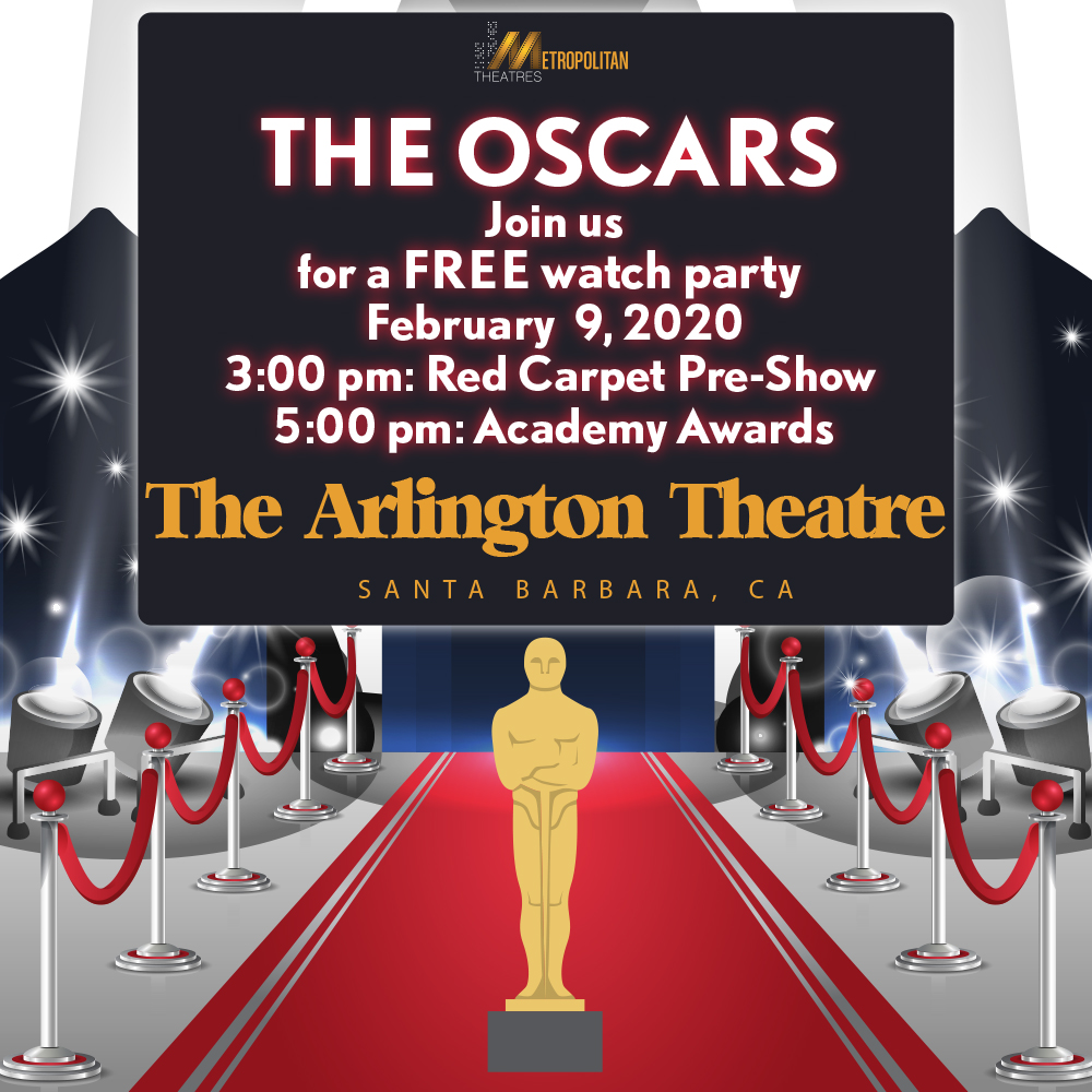Oscar Viewing Event