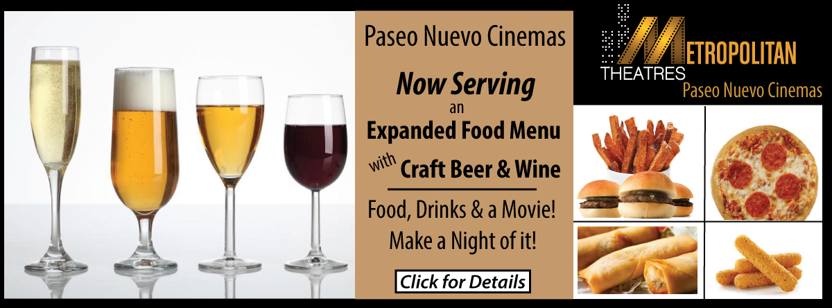 Serving alcohol and expanded food options
