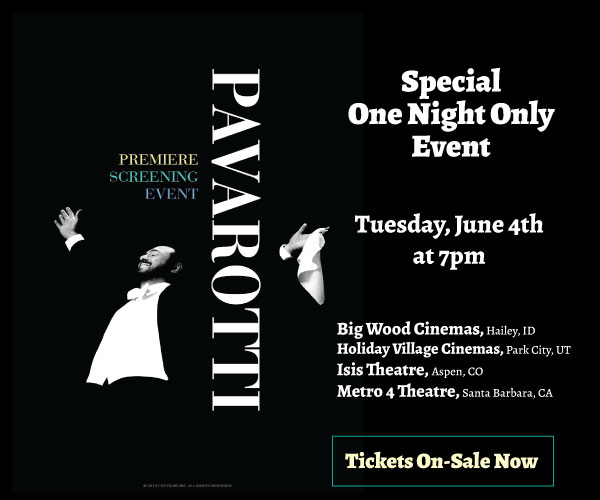 Pavarotti One Night Only