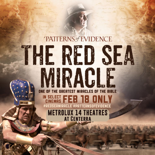 Red Sea Miracle movie