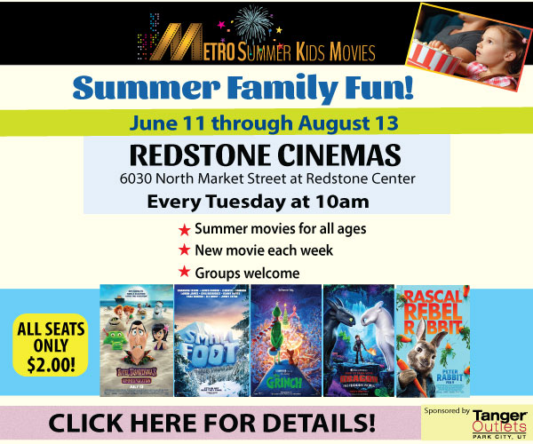 Metro Summer Kids Movies