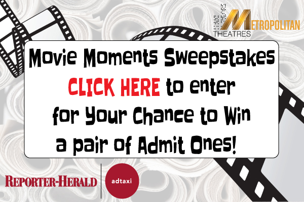 Movie Moments Sweepstakes