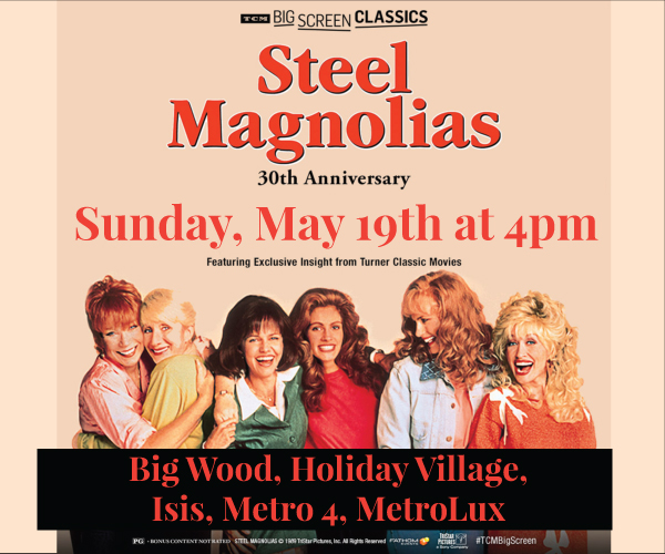 Steel Magnolias 30th Anniversary event