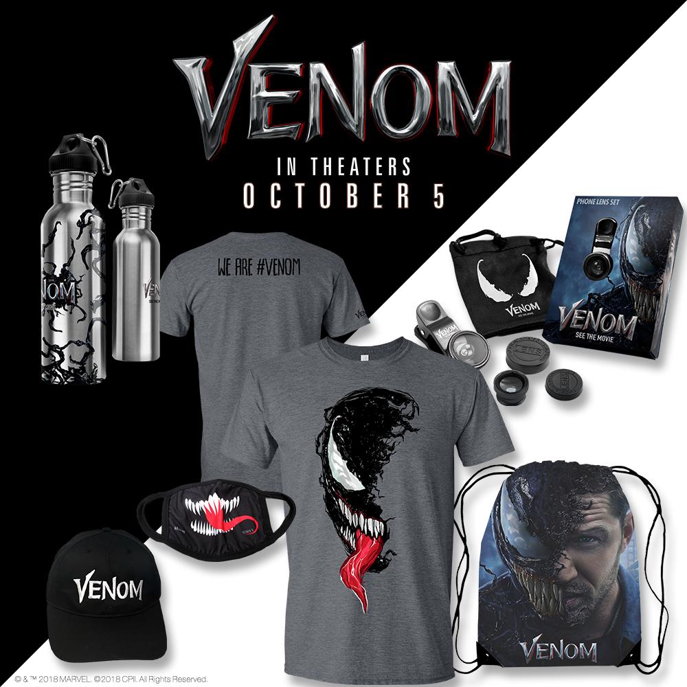 Venom Sweepstakes